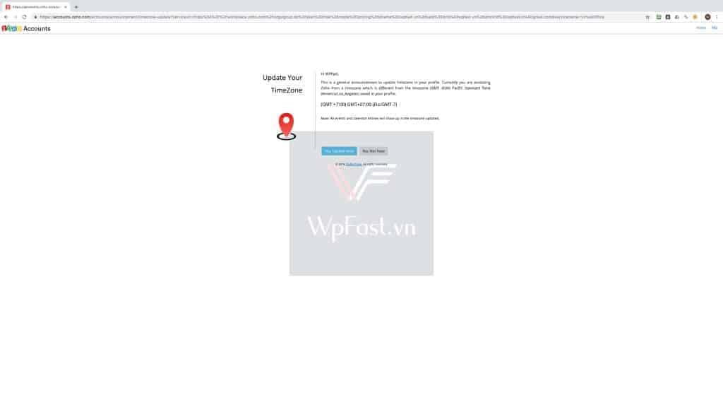 Đăng ký email tên miền miễn phí - zoho mail bước 11