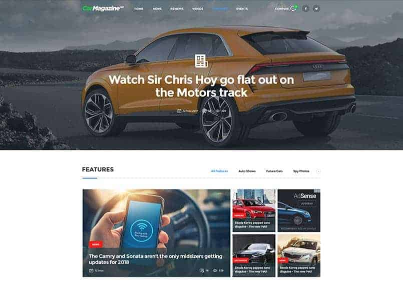 theme-motor-car-magazine