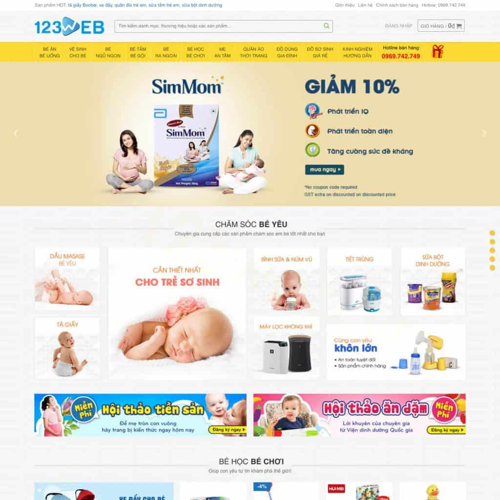 theme-wordpress-ban-do-dung-cho-me-bau-va-em-be-wpf017-1