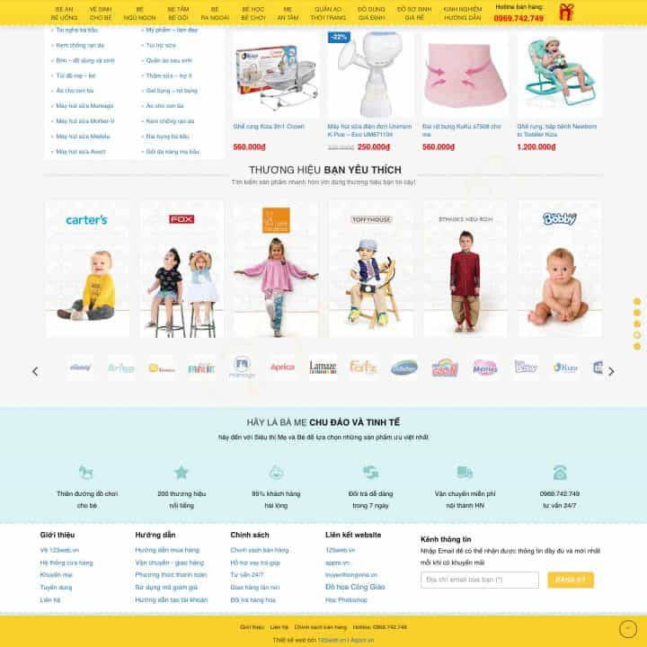 theme-wordpress-ban-do-dung-cho-me-bau-va-em-be-wpf017-3