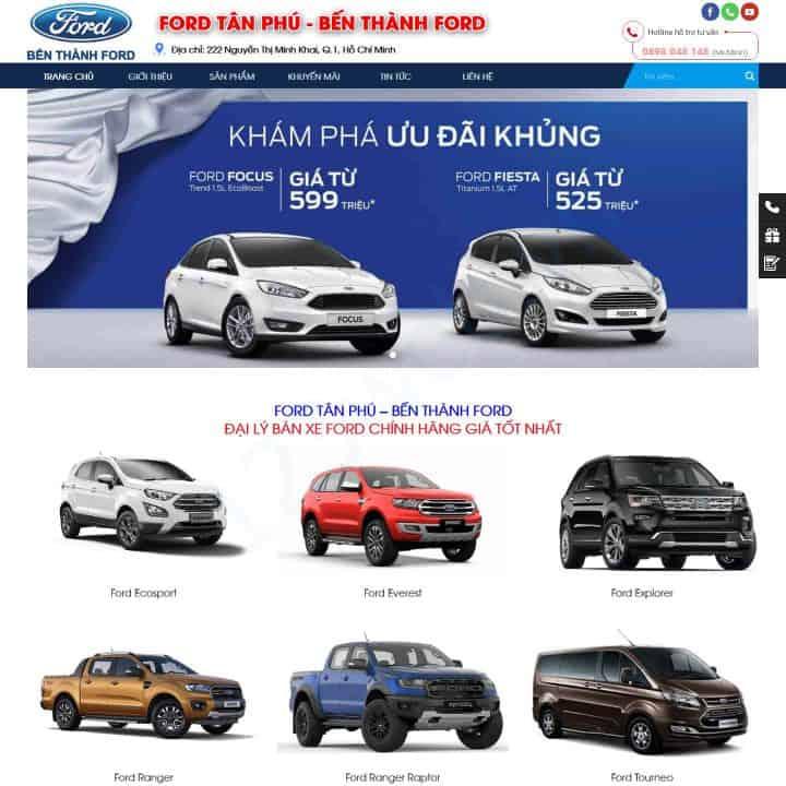 theme-wordpress-dai-ly-ban-xe-ford-chuyen-nghiep-wpf102-1