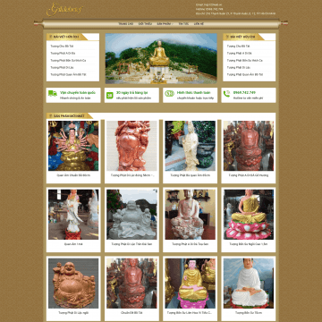 theme-wordpress-cho-co-so-dieu-khac-tuong-phat