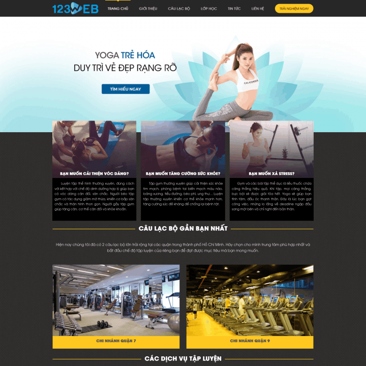 theme-wordpress-gioi-thieu-phong-tap-gym-yoga-the-hinh