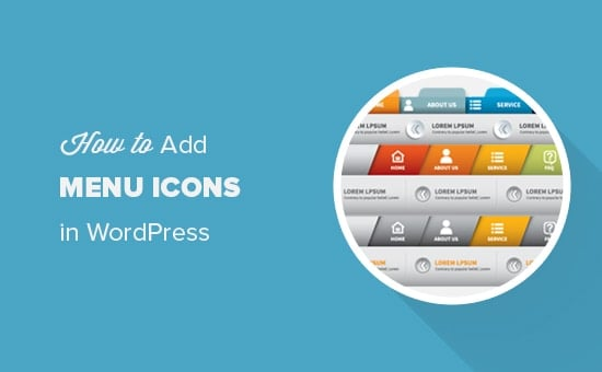 Thêm icon vào menu wordpress theme flatsome với plugin Menu Icons 2
