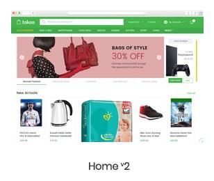 Theme Tokoo bản quyền đầy đủ tính năng làm web bán hàng 12