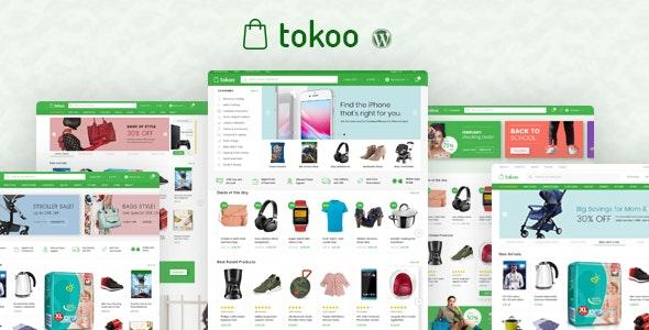 Theme Tokoo bản quyền đầy đủ tính năng làm web bán hàng 9