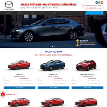 theme-wordpress-ban-o-to-mazda-chuan-seo