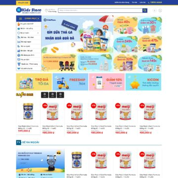 theme-wordpress-ban-sua-cho-me-bau-va-be-dep-chuan-seo