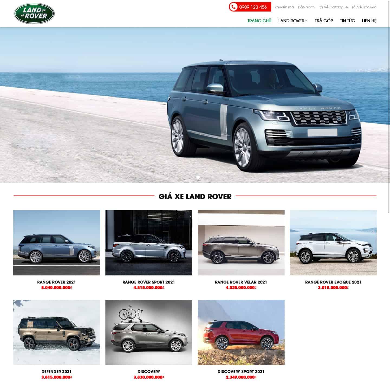 wpfast-theme-wordpress-dai-ly-ban-xe-land-rover-sang-trong